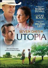 Seven Days in Utopia by Lucas Black, Robert Duvall, Melissa Leo, Deborah Ann Wo