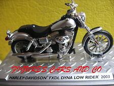 MOTO  1/24 HARLEY DAVIDSON FXDL  DYNA LOW RIDER 2003