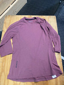 Specialized Andorra Merino 3/4 Sleeve Cycling Jersey Size M Womens New