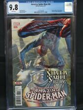 Amazing Spider-Man #26 (2017) Beautiful Alex Ross Cover CGC 9.8 JD57