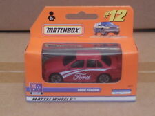 Ford Matchbox Superfast Diecast Cars, Trucks & Vans