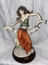Giuseppe Armani Figurines -  Esmeralda 0198C - Stunning!