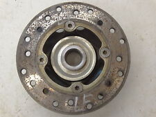 2009 Canam Bombardier Renegade 500 ATV Front Left Wheel Hub and Brake Rotor Disc