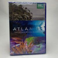 Atlantic - The Wildest Ocean On Earth DVD 2015 Cillian Murphy BBC - New & Sealed