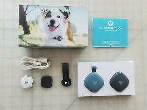 Findster Duo+ GPS Pet Tracker - No Monthly Fees!