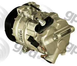 Global Parts 6513131 New A/C Compressor 12 Month 12,000 Mile Warranty
