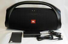 JBL BOOMBOX Waterproof Wireless Bluetooth Portable Speaker - Black