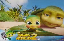 SAMMY'S ADVENTURES 2 - Lobby Cards Set - Animation