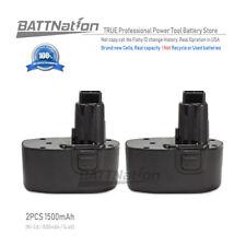 2x 14.4V Ni-Cd PS140 Battery Black & Decker, Firestorm 14.4 Volt Cordless Drill