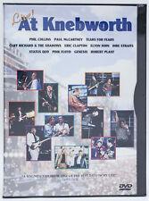 Live at Knebworth - Pink Floyd, Elton John, Dire Straits, Genesis (DVD, 1997)