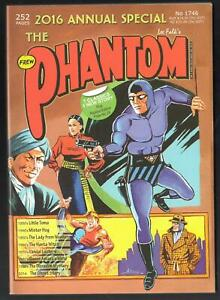 FREW PHANTOM COMIC #1746 2016 ANNUAL SPECIAL - 252 pages + REPLICA #24 - NEW