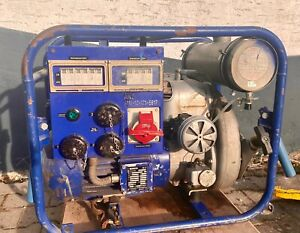 Bosch BSKA 5, Sachs-Stamo 282,Stromerzeuger 230V/400V 5 Kva,