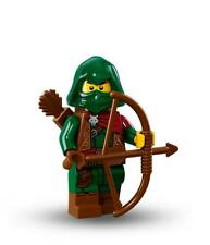 Lego Rogue Archer Minifigure 71013 Series 16 New Sealed
