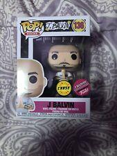 Funko Pop Rocks J Balvin #136 Chase Mint Ready To Ship