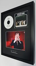 Pulp Different Class-Framed Original CD- Plaque-Certificate-Exclusive to us