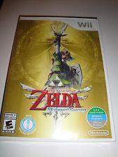 BRAND NEW The Legend of ZELDA: Skyward Sword (NO soundtrack) Game ONLY