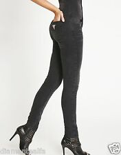 GUESS Women's Corset Skinny Jeans in Baldwin Wash sz 23