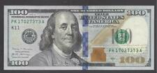 $100 FEDERAL RESERVE NOTE, SERIES 2017A, KANSAS CITY (PK17027373A), UNC