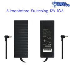 Alimentatore Switching 12V 10A