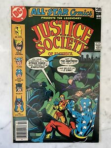 ALL-STAR COMICS #70-JUSTICE SOCIETY OF AMERICA-2ND APPEARANCE HUNTRESS VF 8.0