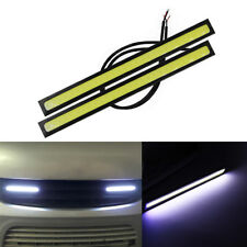 Car Day Driving Lights 17cm Ultra-thin Waterproof Day Lights LED Bright Lights