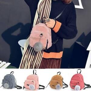 Women Mini Backpack Girls Fashion Purse Small Backpack Shoulder Rucksack Bag