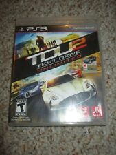 Test Drive Unlimited 2  (Sony PlayStation 3, 2011) Complete ps3