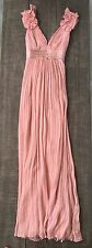 BCBG MAXAZRIA pink long dress