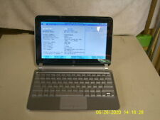 """HP Mini 210-2355dx Intel Atom N455 1.66GHz 2GB Mem 320GB HD 10.1"""" Screen WiFi"""