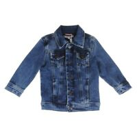 Tommy Hilfiger Girls Oversized Truc Jacket Bambina KG0KG04125911 Atlantic Blue