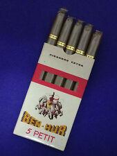 BEN HUR 5 PETIT - VINTAGE CIGARS BOX PACK CAJA PUROS ZIGARREN CIGAR PURO