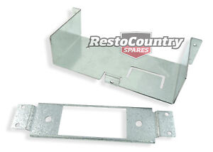 Holden Torana Console Radio Bracket LX Hatch ONLY Inner + Outer stereo frame