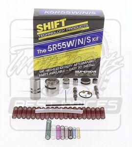 Fits Ford 5R55W 5R55S 5R55N Transmission Superior Shift Kit 02-ON