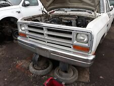 1986 Dodge D150 grille assembly