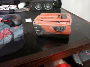 Hilti CPC B18 / 5.2ah,21.6 Volt Li-ion Battery
