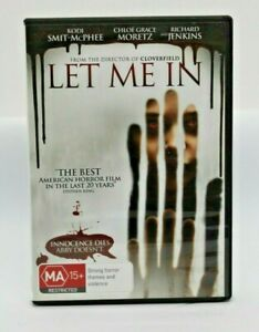 Let Me In DVD Free post