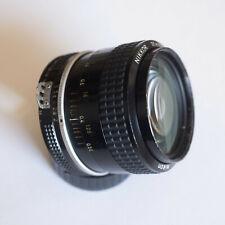 Nikon nikkor 35mm f2,0 Ai (no Ais AF AFs) Bon état