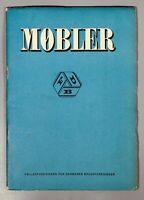 FDB Mobler catalogue 1948 Børge Mogensen Hans Wegner Ole Wanscher  Mogens Koch