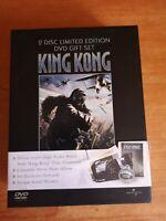 King Kong box collector's edition con orologio