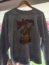 Vintage Lindisfarne Winter 1981 British Tour Sweatshirt Large