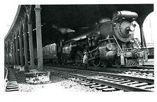 KK902 RP 1940s/70s? CRR NJ CNJ JERSEY CENTRAL RAILROAD ENGINE #813