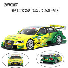 NOREV 1:18 AUDI A4 DTM DIECAST DIE-CAST MODEL TOY CAR CARS Collection With CASE