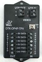 Ditek DTK-DP4P-TPV Surge Protector for PTZ Analog & HDCCTV Cameras 5 A 12/24 V