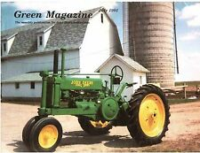John Deere lemon tractor (H A B GP 70 Gas) - JD 840