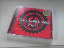 Tunnel trance Force Vol. 55 Raccolta Nuovo