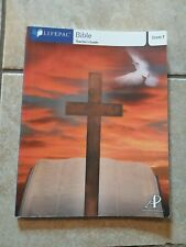 Alpha Omega Lifepac 7th Grade Bible