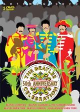 Beatles 50th Anniversary Celebration 0881482330591 DVD Region 1