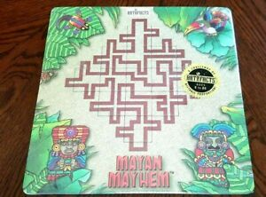Mayan Mayhem ArtFacts Puzzle Maze Museum 1994 Challenge of Historic Proportion