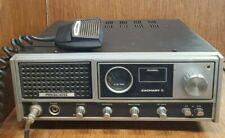 Vintage  cb President Zachary T. Base station Cb radio 40 channel AM japan