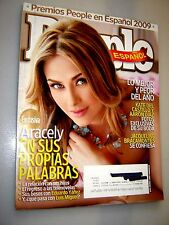 People En Espanol in Spanish Magazine December 2009